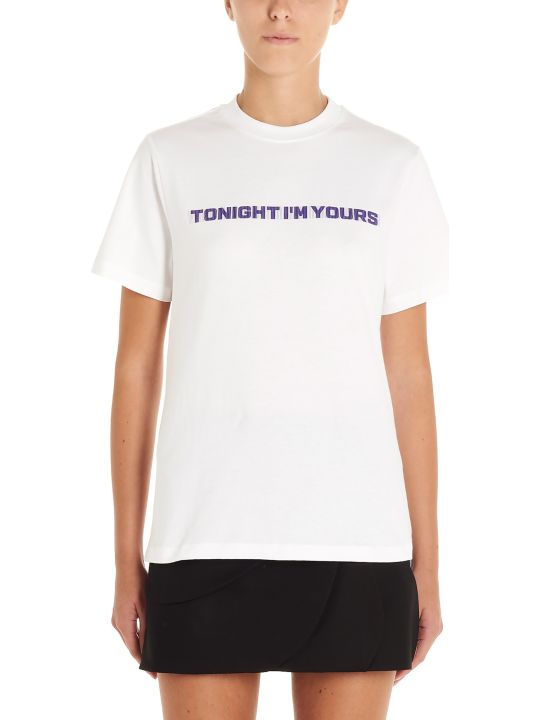 Coperni 'tonight Is Your' T-shirt