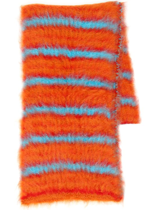 Marni Striped Scarf
