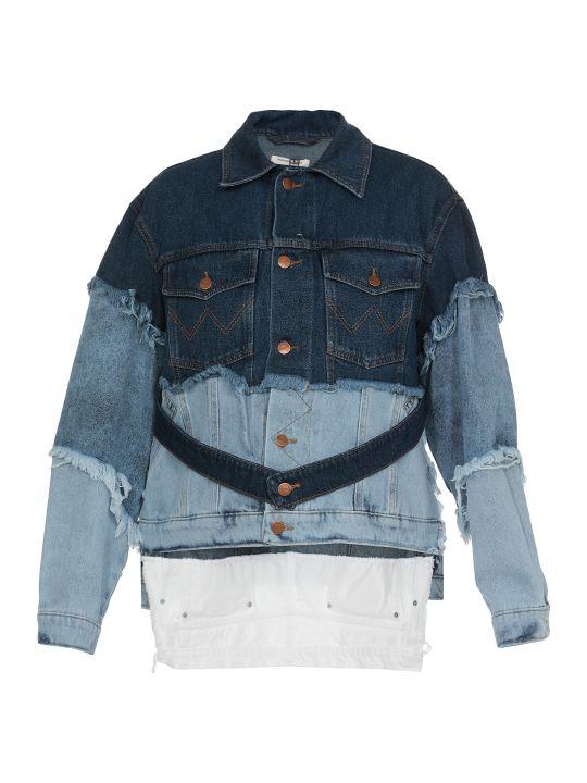Natasha Zinko Jeans Jacket Natasha Zinko X Wrangler