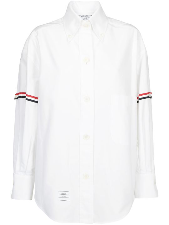 Thom Browne Cropped Shirt