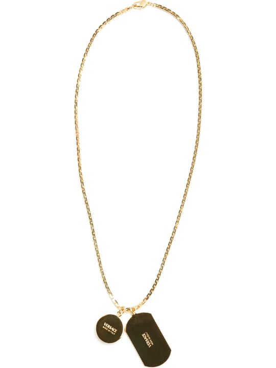 Versace 'placca Iconic' Necklace
