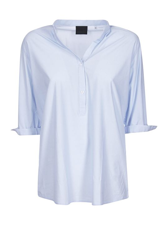 RRD - Roberto Ricci Design Collarless Shirt