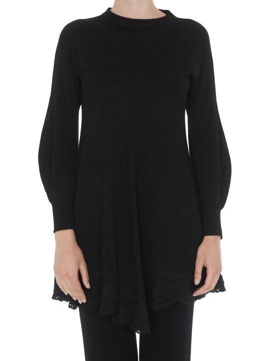 Philosophy di Lorenzo Serafini Sweater With Lace