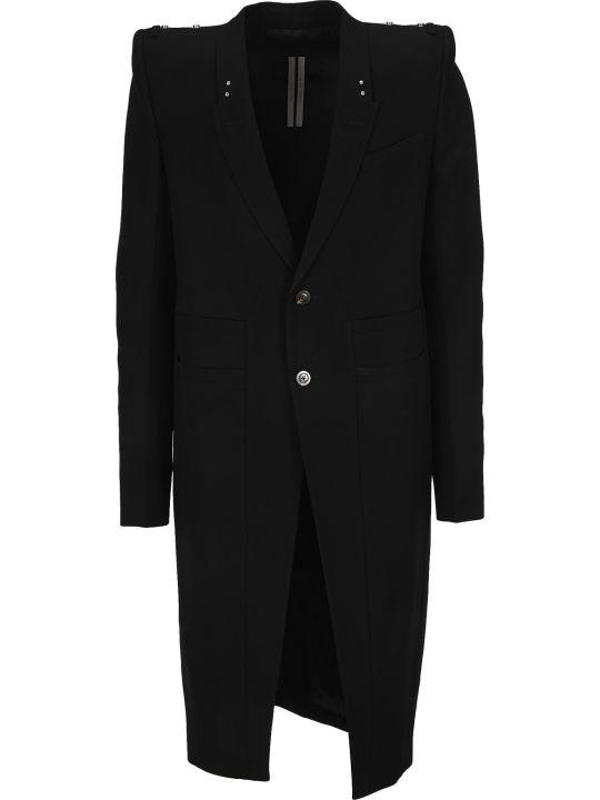 Rick Owens Studded Coat