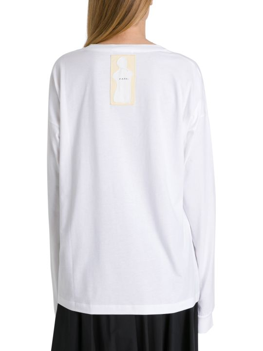 Marni Oversized Logo With Tee