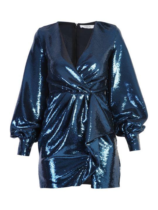Amen Sequined Dress