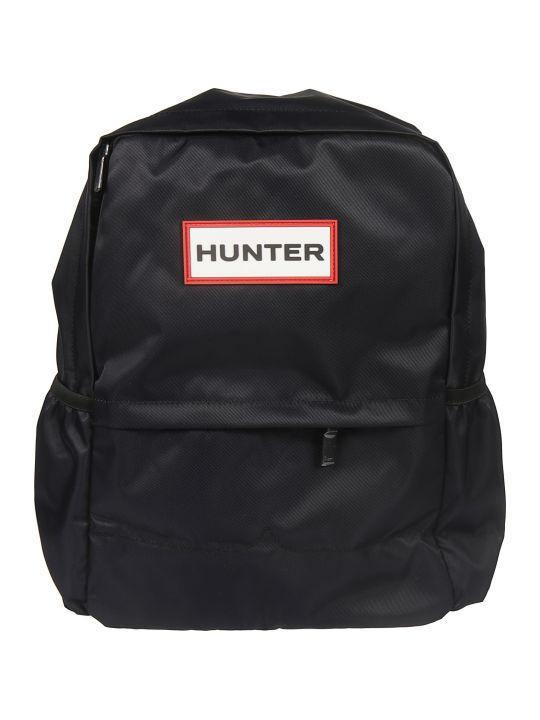 Hunter Logo Patch Medium Backpack