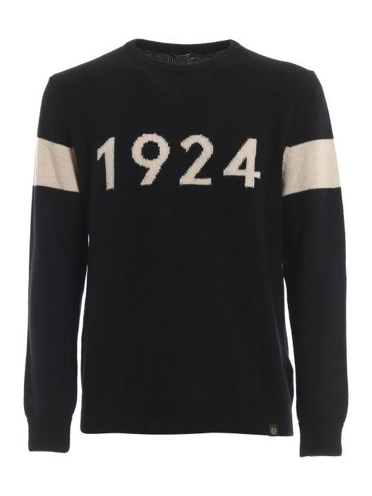 Belstaff Intarsia 1924 Sweatshirt