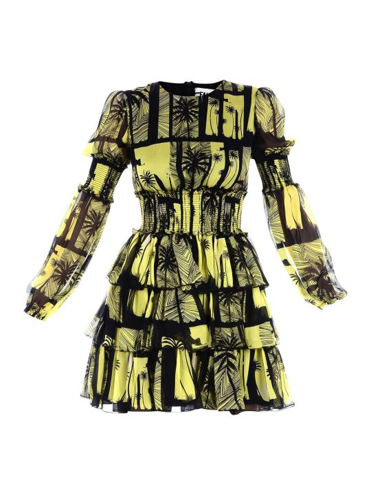 Fausto Puglisi Dress With Print