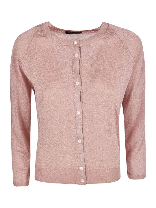 Roberto Collina Round Neck Cardigan