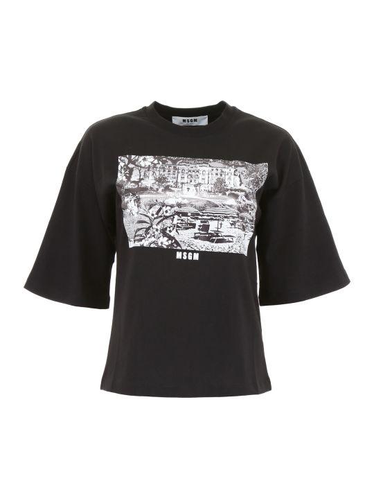 MSGM Rimini T-shirt