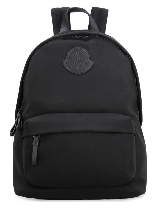 Moncler Pierrick Canvas Backpack