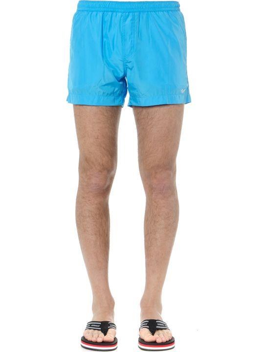 Ermenegildo Zegna Turquoise Swim Shorts