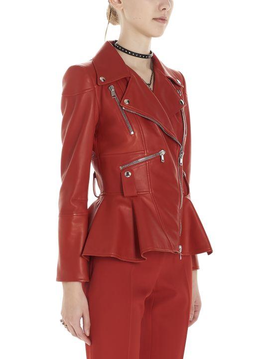 Alexander McQueen 'peplum' Jacket