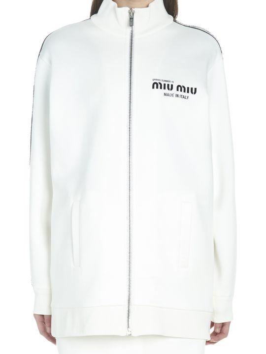Miu Miu Sweatshirt
