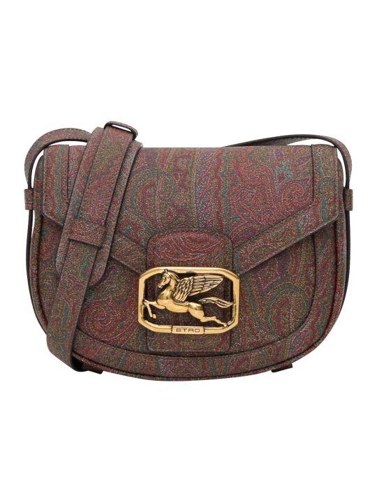 Etro Pegaso Crossbody Bag