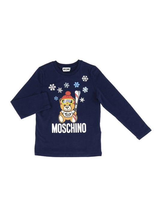 Moschino T-shirt Moschino Skiing
