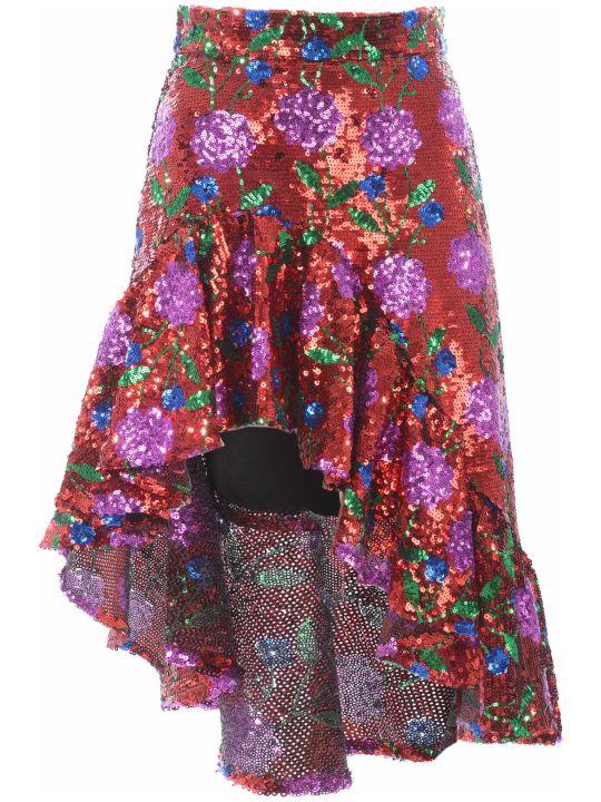 Giuseppe di Morabito Sequin Embellished Skirt
