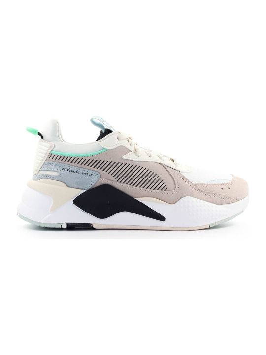 Puma Soft Pink Grey Cream Rs-x Reinvent Sneaker