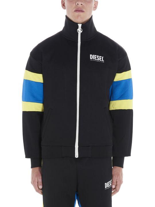 Diesel 'only The Brave' Sweatshirt
