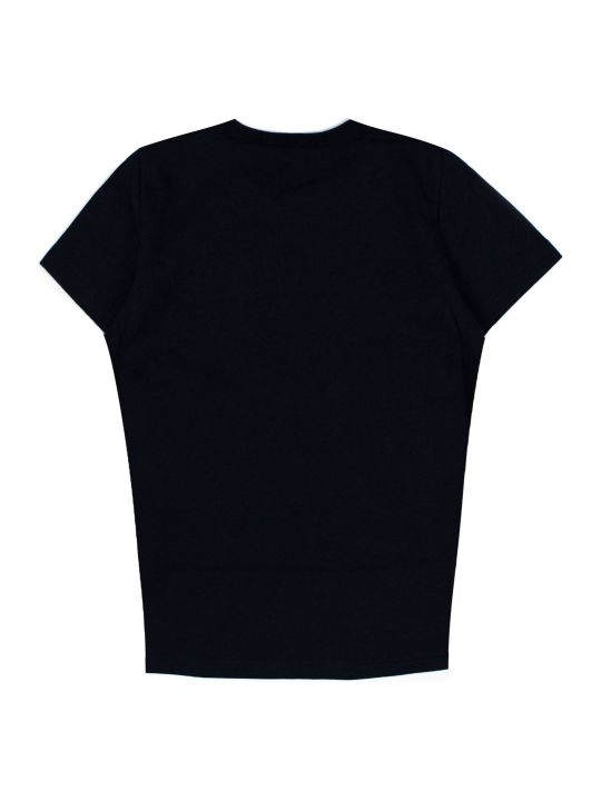 Chloé Blue Cotton T-shirt