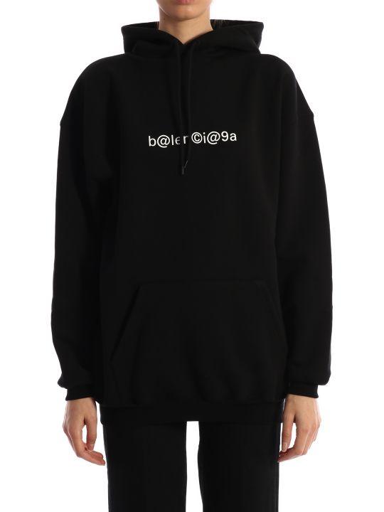 Balenciaga Symbolic Sweatshirt Black