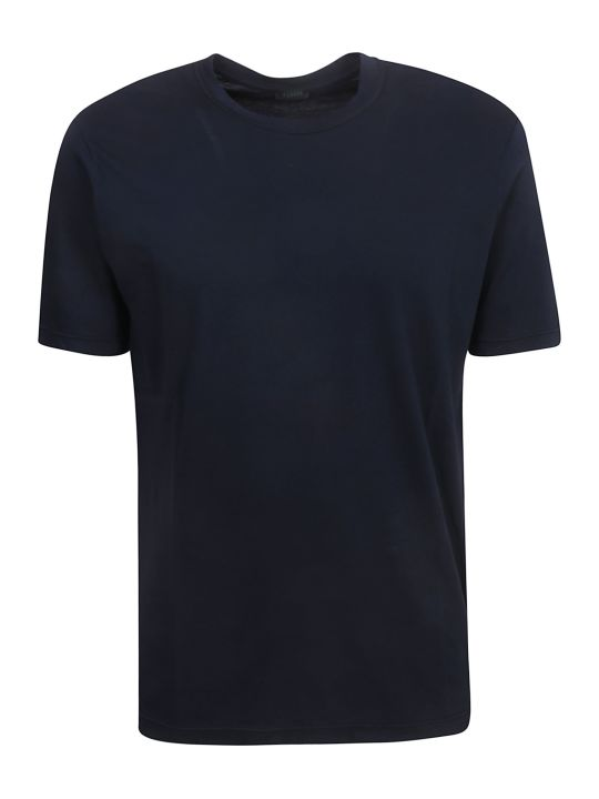Zanone Crewneck T-shirt