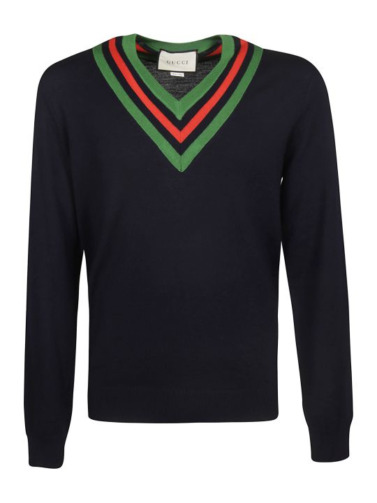 Gucci V-neck Sweater