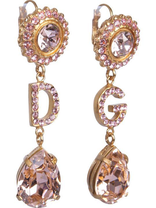 Dolce & Gabbana Clip Earrings
