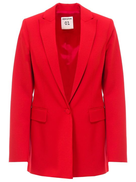 SEMICOUTURE Blazer