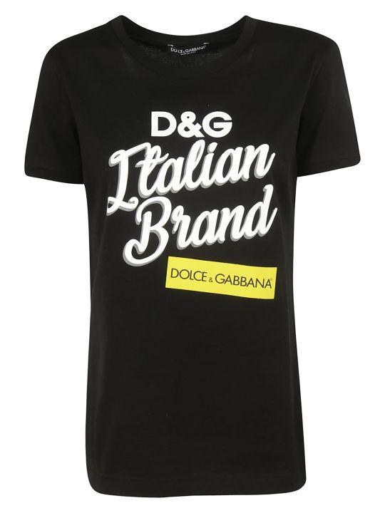 Dolce & Gabbana Italian Brand T-shirt