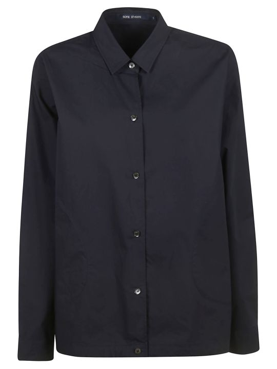 Sofie d'Hoore Bioko Long-sleeved Shirt