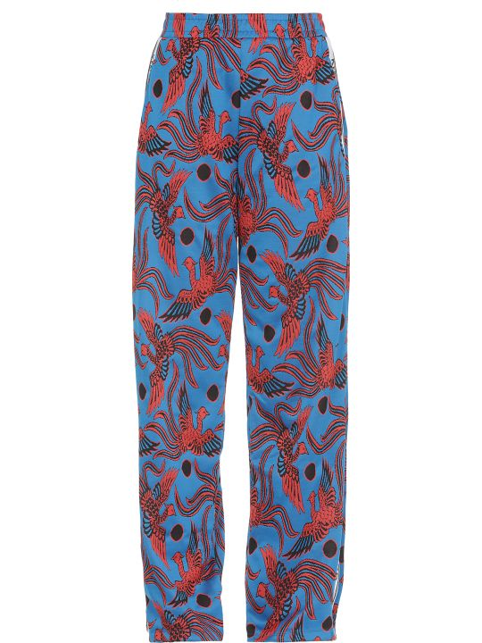 Kenzo Pattern Pants