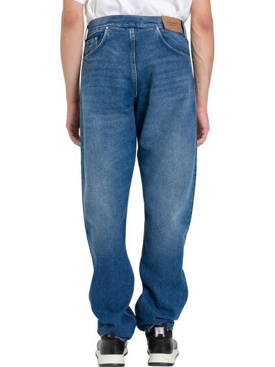 Burberry Workwear Deconstructed Jeans