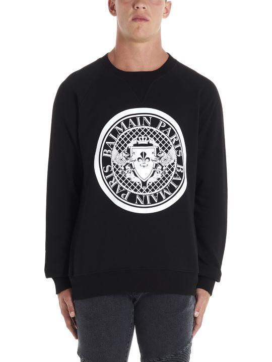 Balmain 'coin' Sweatshirt