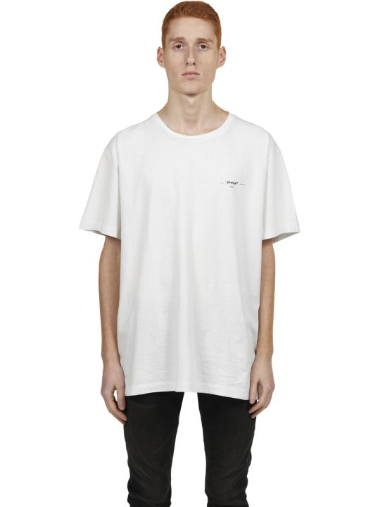Off-White Arrow Printed T-shirt