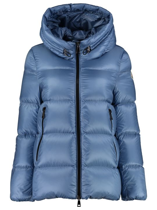 Moncler Seritte Full Zip Padded Jacket