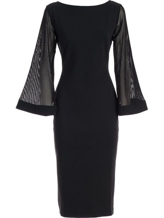 La Petit Robe Di Chiara Boni Dress L/s Bet W/applied Pockets