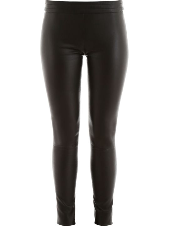 DROMe Stretch Nappa Leggings