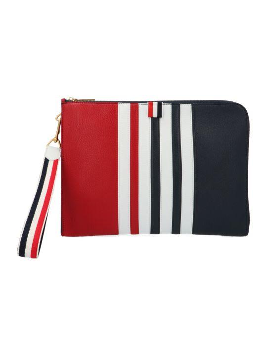 Thom Browne '4 Bar Stripes' Bag