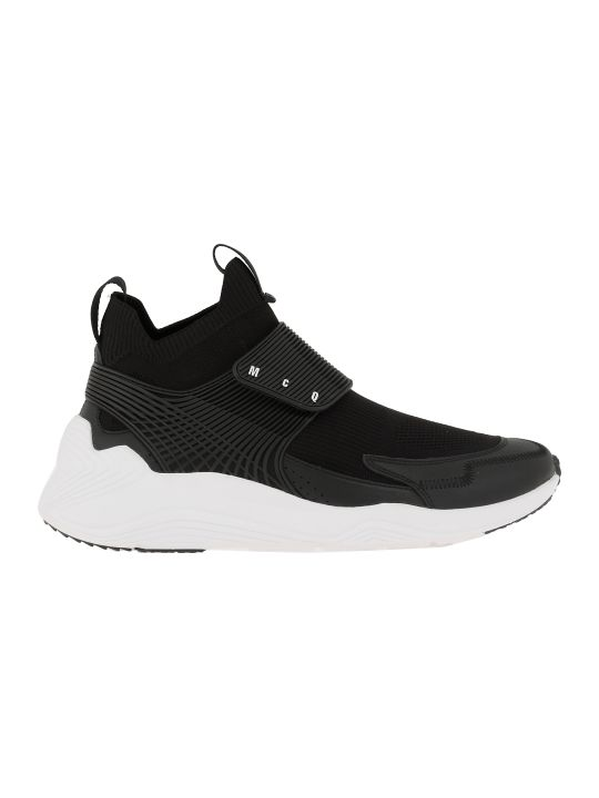 McQ Alexander McQueen Cotton Sneaker