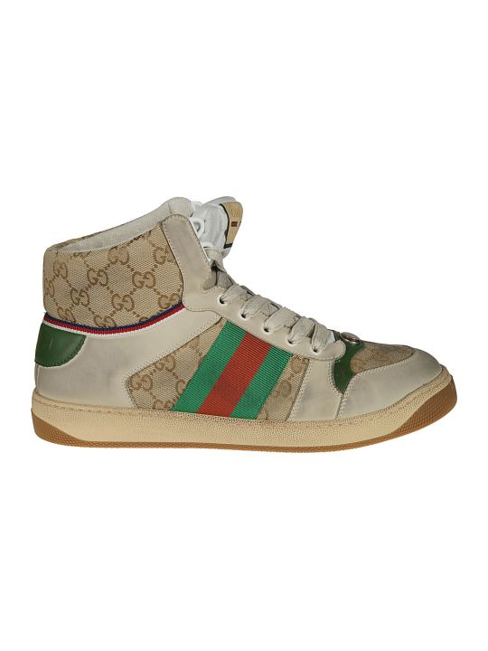 Gucci Original Gg Hi-top Sneakers