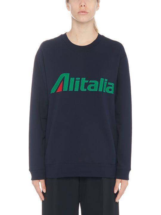 Alberta Ferretti 'alitalia' Sweatshirt