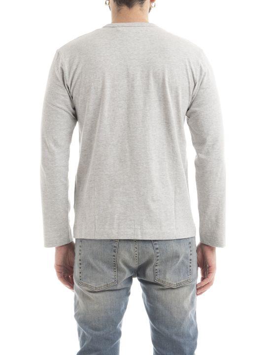 Comme des Garçons Play Mens Logo Sleeve Tshirt Play Logo