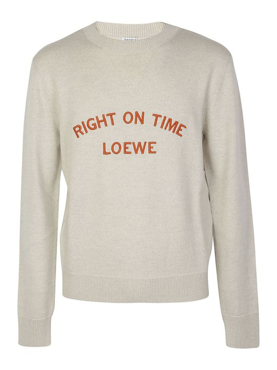Loewe Right On Time Sweater