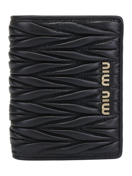 Miu Miu Vertical Wallet