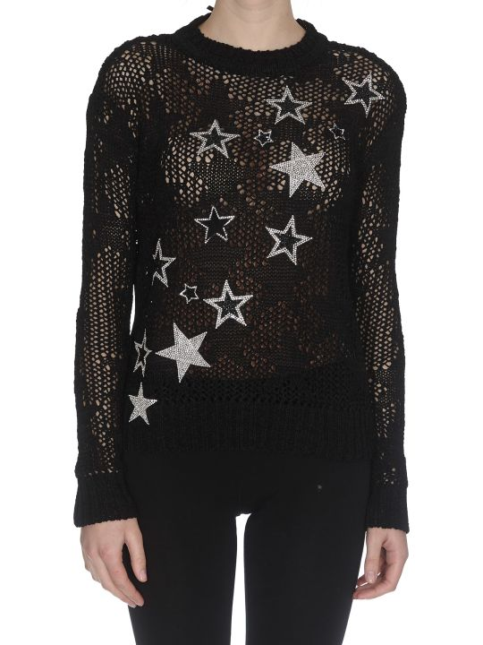 Faith Connexion Stars Knit Sweater