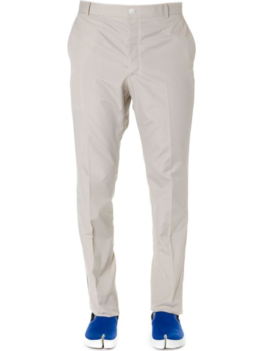 Thom Browne Cotton Side Iconic Band Pants