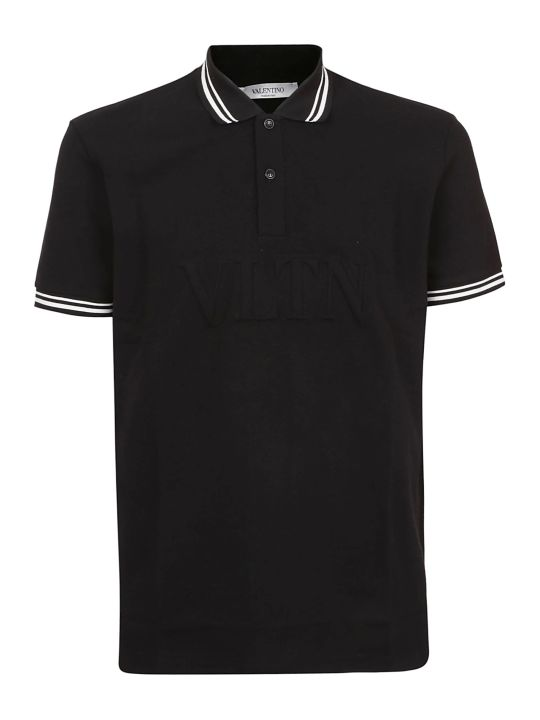 Valentino Logo Polo Shirt