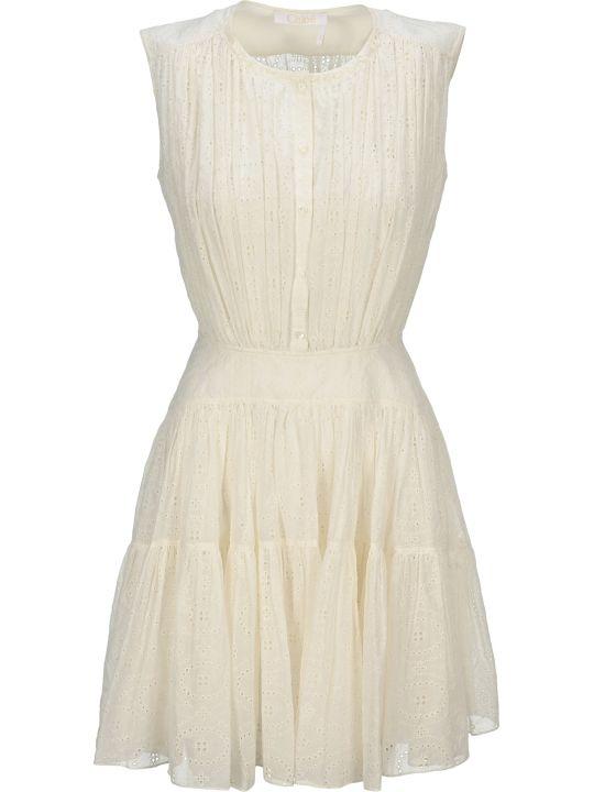Chloé Chloe' Sleeveless Mini Dress